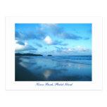Karon Beach, Phuket Island Postcard