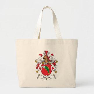 Karras Family Crest Tote Bag