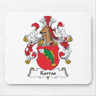 Karras Family Crest Mouse Pad