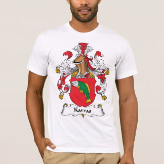 Karras Family Crest T-Shirt