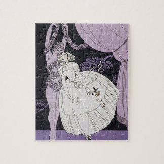 Karsavina, 1914 (pochoir print) 2 puzzle