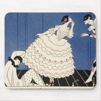 Karsavina, 1914 (pochoir print) mouse pad