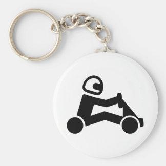 Kart Keychain