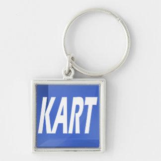 KART Keychain (Square)