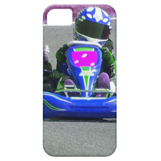 Kart Racer Inverted Color iPhone SE/5/5s Case