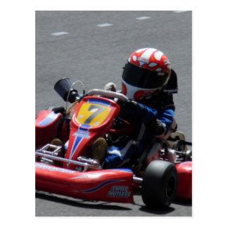 Kart Racer Postcards