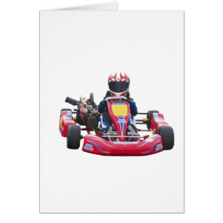 Kart Racing Card