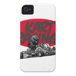 Kart racing iPhone 4 case