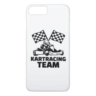 Kart racing team iPhone 8 plus/7 plus case