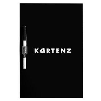 KARTENZ Dry-Erase BOARDS