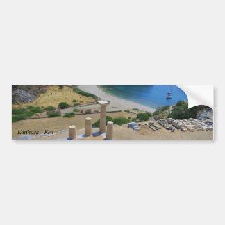 Karthaea - Kea Bumper Sticker