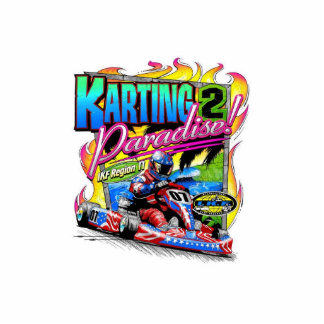 karting to paradise cut out