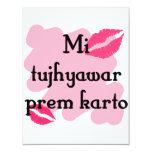 Karto tujhyawar del prem del MI - Marathi te amo Anuncios