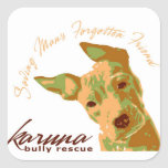 Karuna Bully Resue Stickers