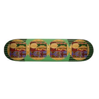 Karuna Goodluck Symbol Skateboard Decks