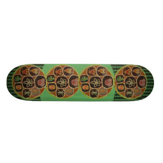 Karuna Goodluck Symbol Skateboard