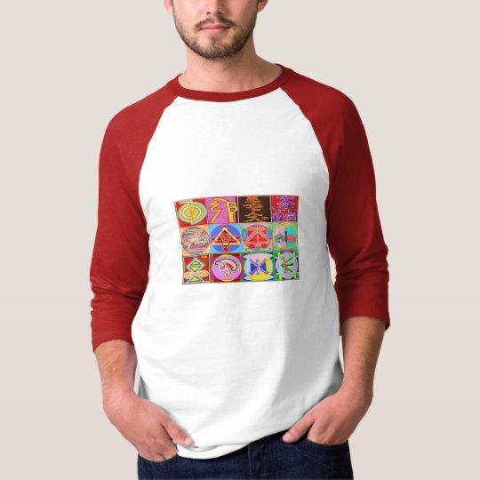 KARUNA n Reiki Healing  Master Collection T-Shirt