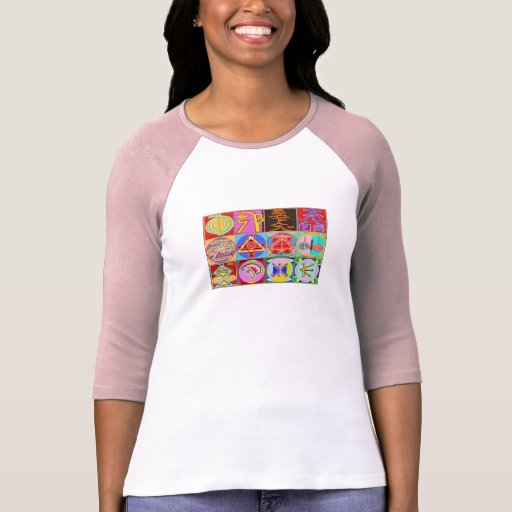 KARUNA n Reiki Healing  Master Collection Tee Shirt