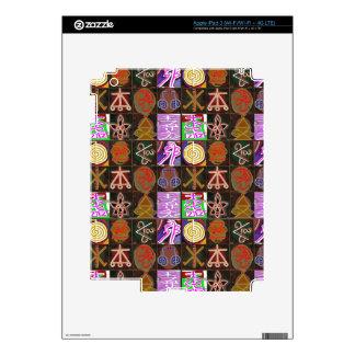 KARUNA Reiki = Gifts of Cosmic Kindness n Healing Skin For iPad 3