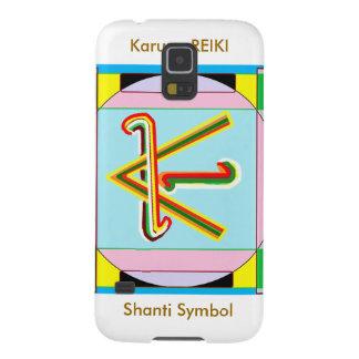 KARUNA Reiki: La paz de Shanti esté con todos Carcasa Galaxy S5
