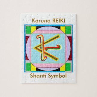 KARUNA Reiki: La paz de Shanti esté con todos Puzzle Con Fotos