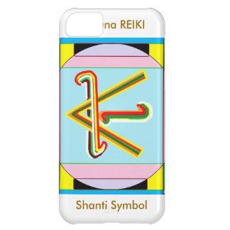 KARUNA Reiki : Shanti Peace be with all iPhone 5C Case