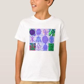 KARUNA Reiki Symbols : Artistic Rendering T-Shirt