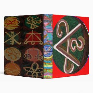 KARUNA Reiki Symbols Binder
