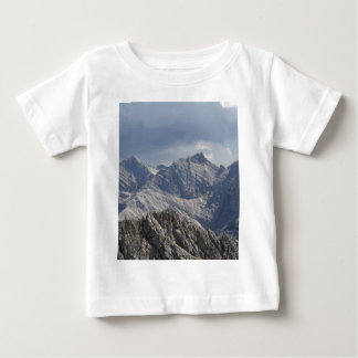 Karwendel range in the Bavarian Alps. Baby T-Shirt