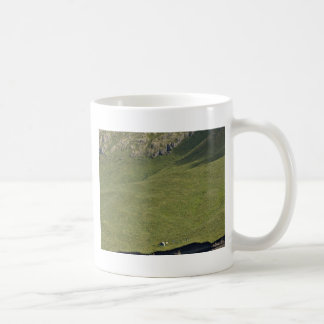 Kasatochi Island UScamp Classic White Coffee Mug