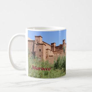 Kasbah in Ait Ben Haddou, Morocco Classic White Coffee Mug