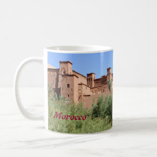Kasbah in Ait Ben Haddou, Morocco Coffee Mug
