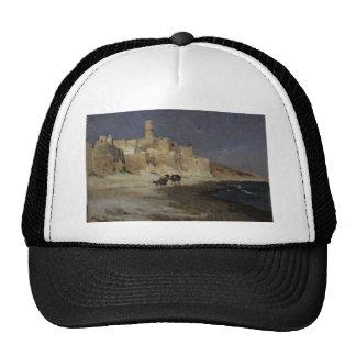 Kasbah Monastery by Henri Rousseau Trucker Hat