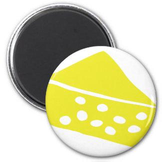 käse icon 2 inch round magnet