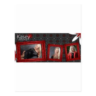 Kasey Lansdale Postales