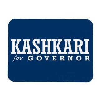 KASHKARI FOR GOVERNOR 2014 VINYL MAGNET