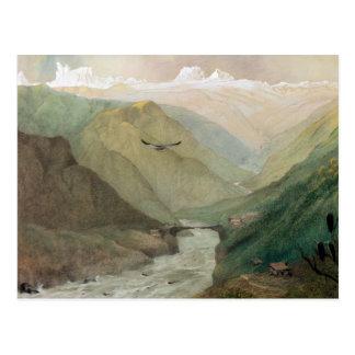 Kashmir, c.1860 postcards