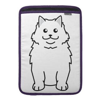 Kashmir Cat Cartoon Sleeve For MacBook Air