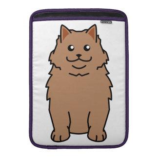 Kashmir Cat Cartoon MacBook Air Sleeve