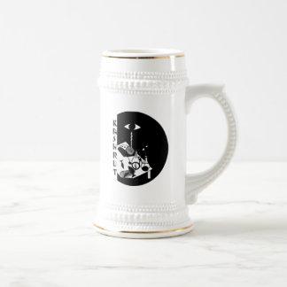 Kashrut Beer Stein