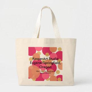KasperArt Circle Collection Tote Bag