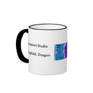 KasperArt Studio Coffee Mug