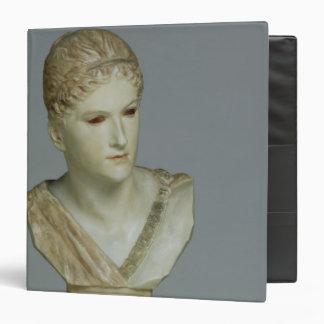 "Kassandra, c.1895 carpeta 1 1/2"""