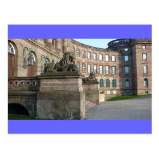 Kassel (cerradura altura de wilhelm) - Postcard Postales