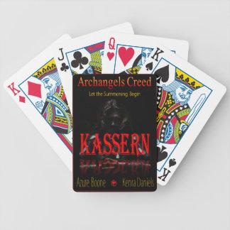 Kassern Bicycle Playing Cards