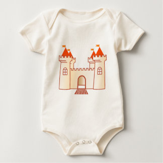 kasteel baby bodysuit