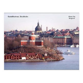 Kastellholmen, Estocolmo, foto O… Postales