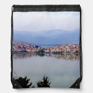Kastoria – Macedonia Drawstring Backpack