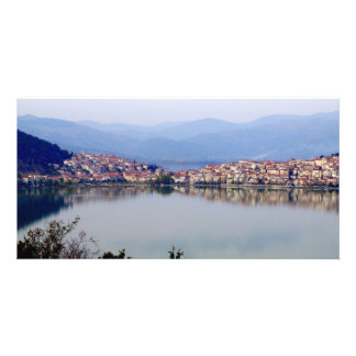Kastoria – Macedonia Personalized Photo Card