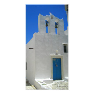 Kastro – Sifnos Photo Card